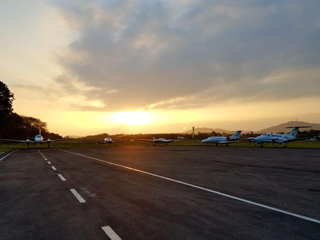 Pátio Aeroporto de Angra dos Reis