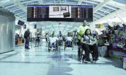 Acessibilidade Infraero Cadeirantes no Aeroporto