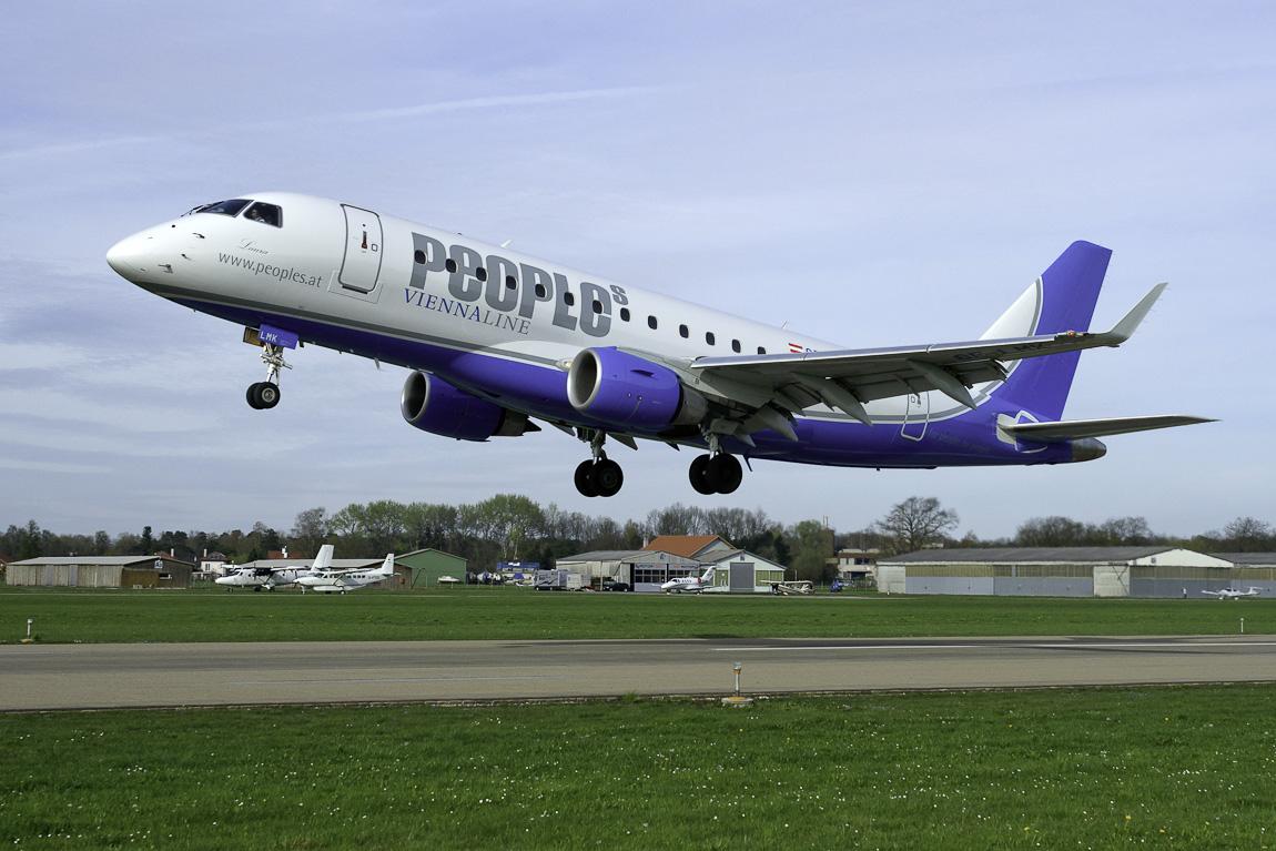 Avião Embraer 170 People's