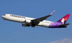 avião Boeing 767-300 Hawaiian