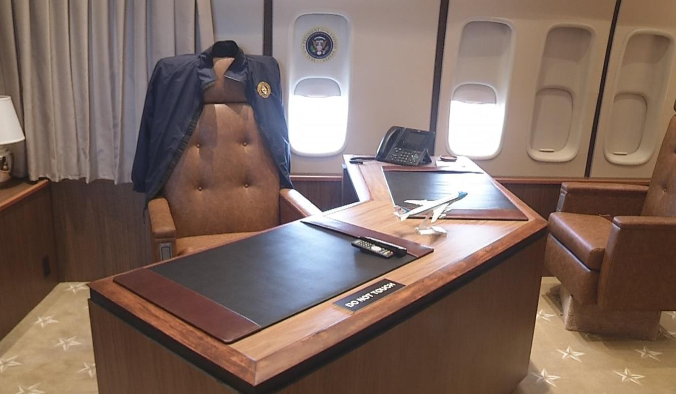Réplica 747 Air Force One Interior