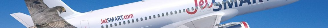 Avião Airbus A320neo JetSmart