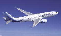 Avião Airbus A330-800 A330neo Kuwait Airways
