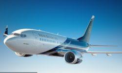 Avião Boeing 737 BBJ MAX