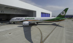 Avião Boeing 787-9 Dreamliner EVA Air