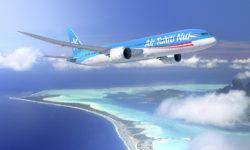 Avião Boeing 787 Air thaiti Nui