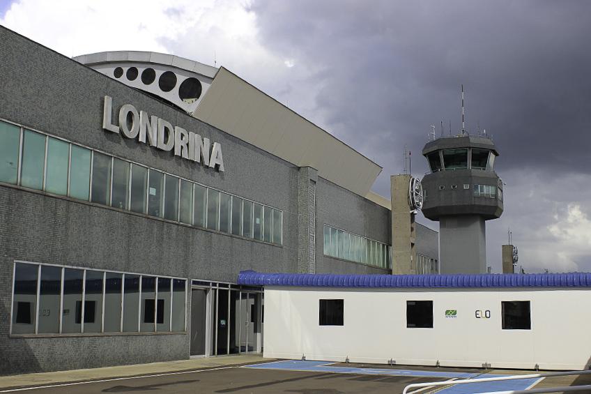 Infraero Aeroporto Londrina
