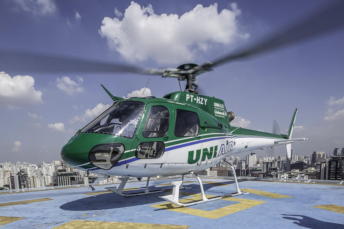 Voom Helicóptero Voo Panorâmico Dia das Crianças