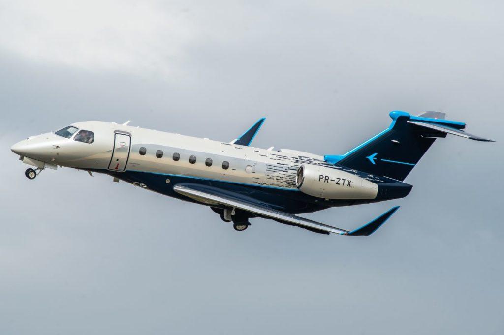 Avião Embraer Praetor 600