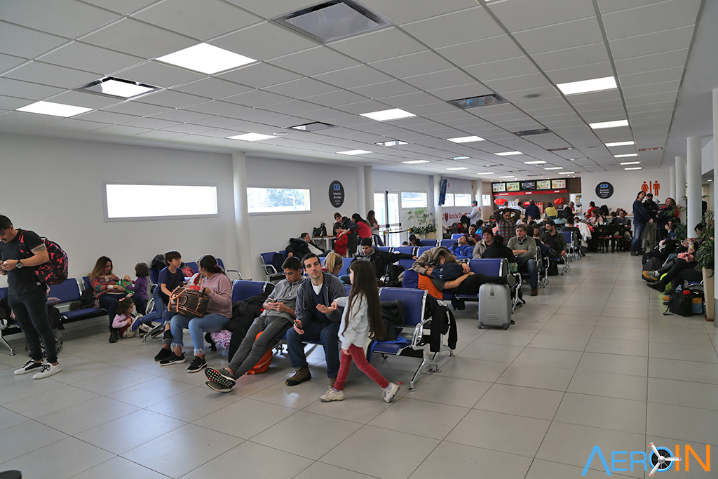 Aeroporto El Palomar Terminal Sala de Espera