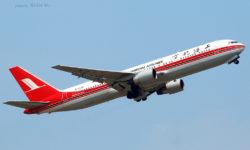 Avião Boeing 767 Shanghai Airlines