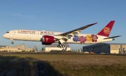 Avião Boeing 787-9 Juneyao Airlines
