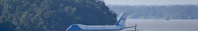 Réplica Boeing 747 Air Force One