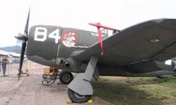 Avião P-47D Thunderbolt MUSAL