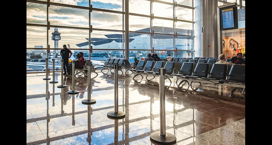Sala Embarque Aeroporto Guarulhos
