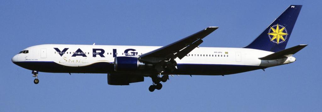 O plano da Lufthansa para salvar a Varig