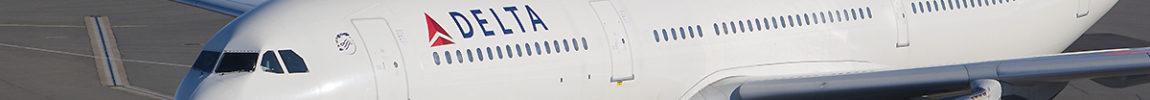 Avião Airbus A330 Delta