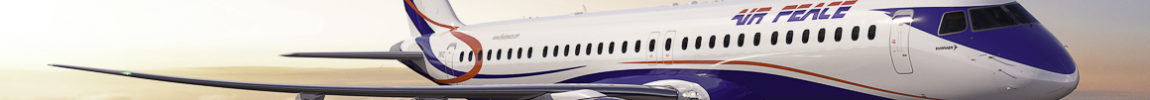 Avião Embraer E195-E2 Air Peace