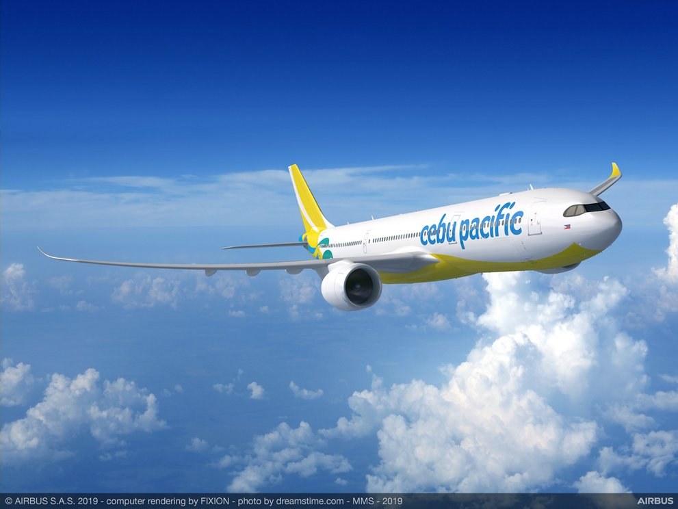 Cebu Pacific A330-900neo