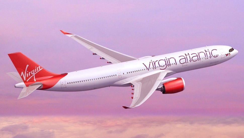 A330 neo Virgin