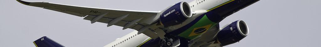 Avião Airbus A330-900 A330neo Azul