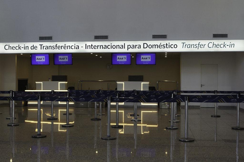 Aeroporto Viracopos Re-Check-in Píer B