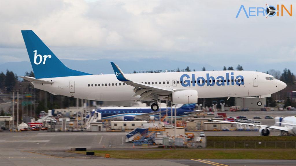 Boeing 737 Globalia