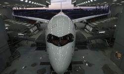 Avião Airbus A350-900 Air France