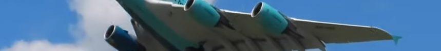 Print Vídeo A380 HiFly Paris
