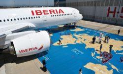 Avião Airbus A350 Iberia