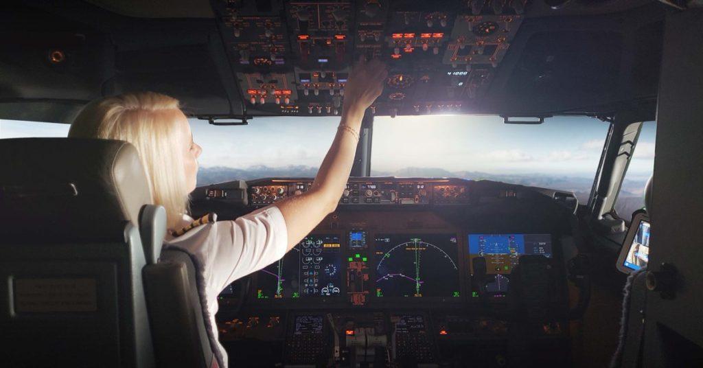 Icelandair Pilotos