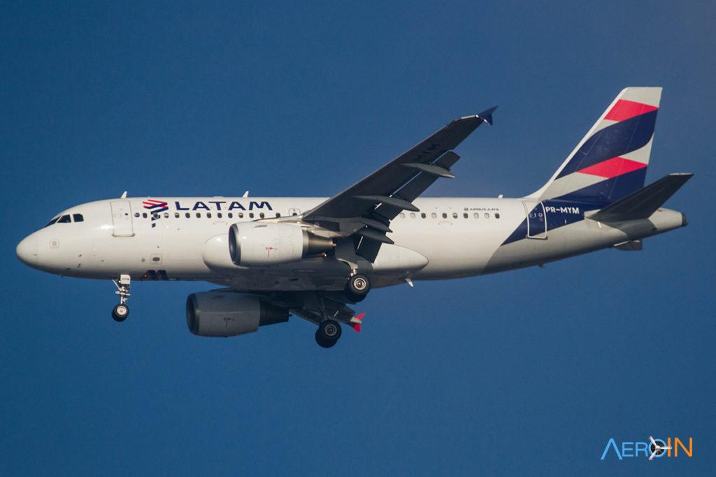 Airbus A319 LATAM
