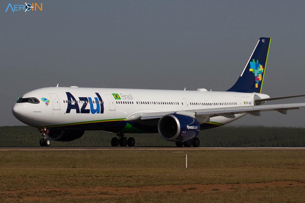 Azul A330neo África
