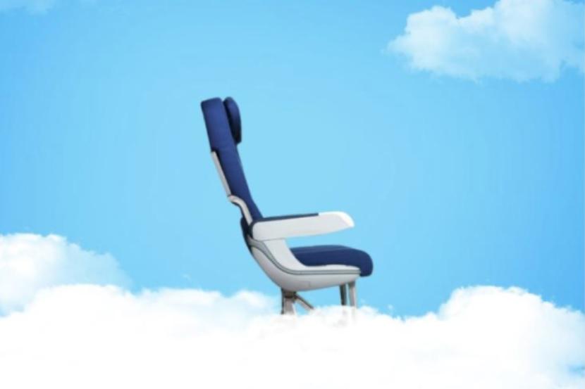 KLM Tweet Assento Sobreviver Acidente Aéreo