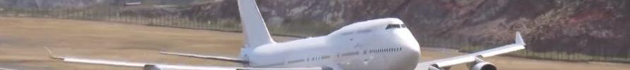 Boeing 747 São Vicente e Granadinas