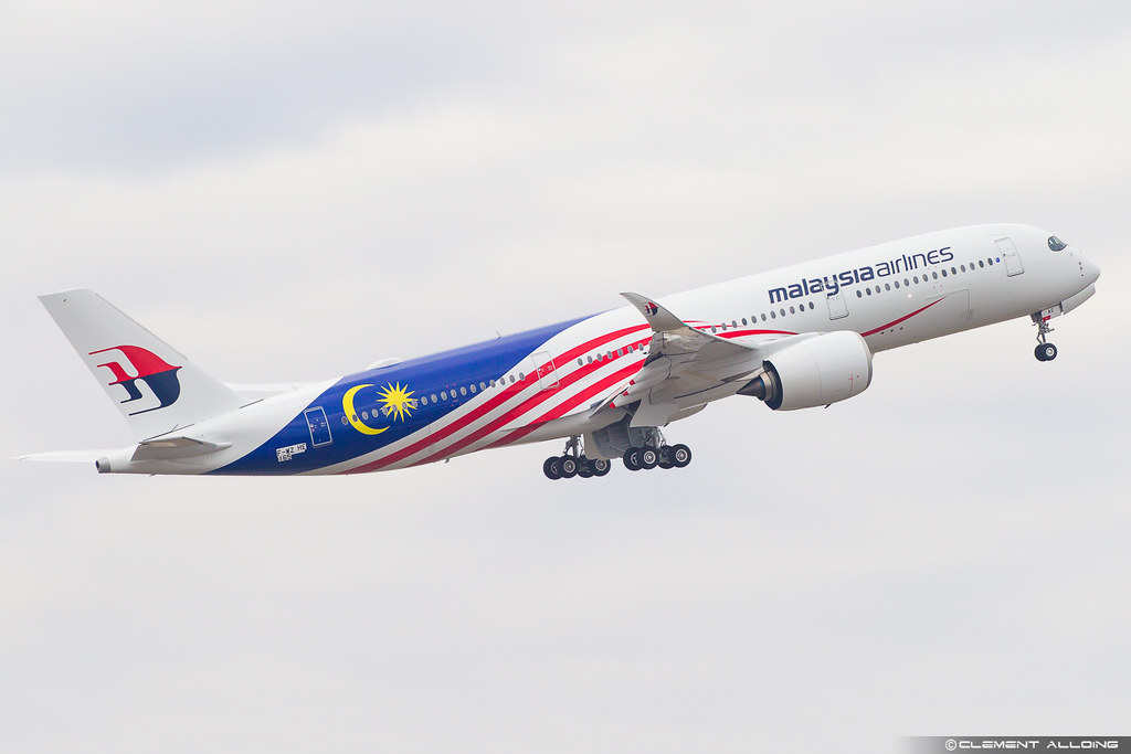 Airbus A350-900 Malaysia Airlines
