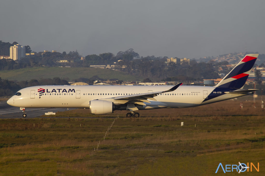 Airbus LATAM África do Sul