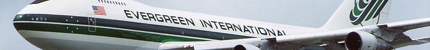 Boeing 747 Evergreen N475EV