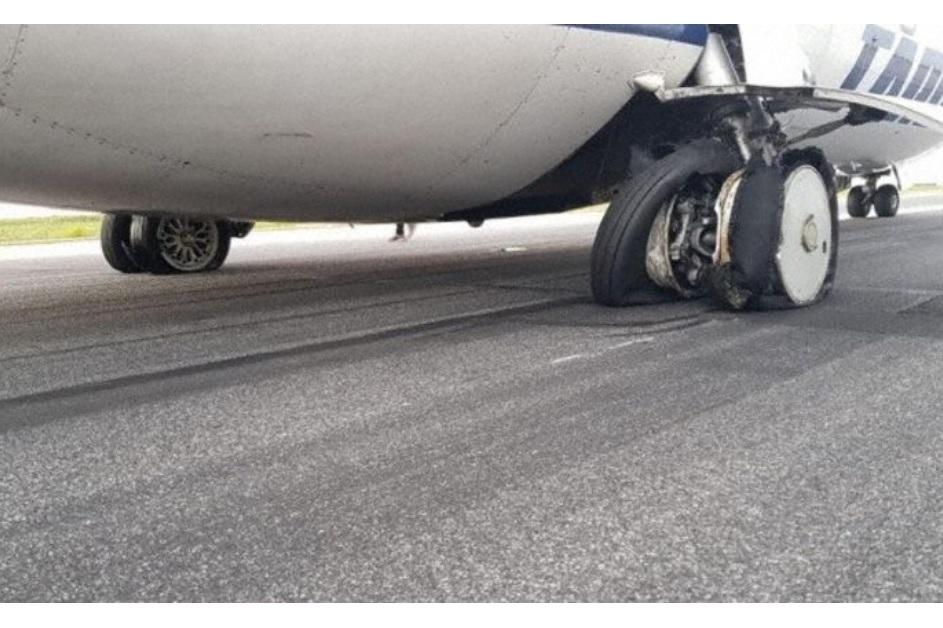 Acidente Penus ATR 42 TAROM Bucharest