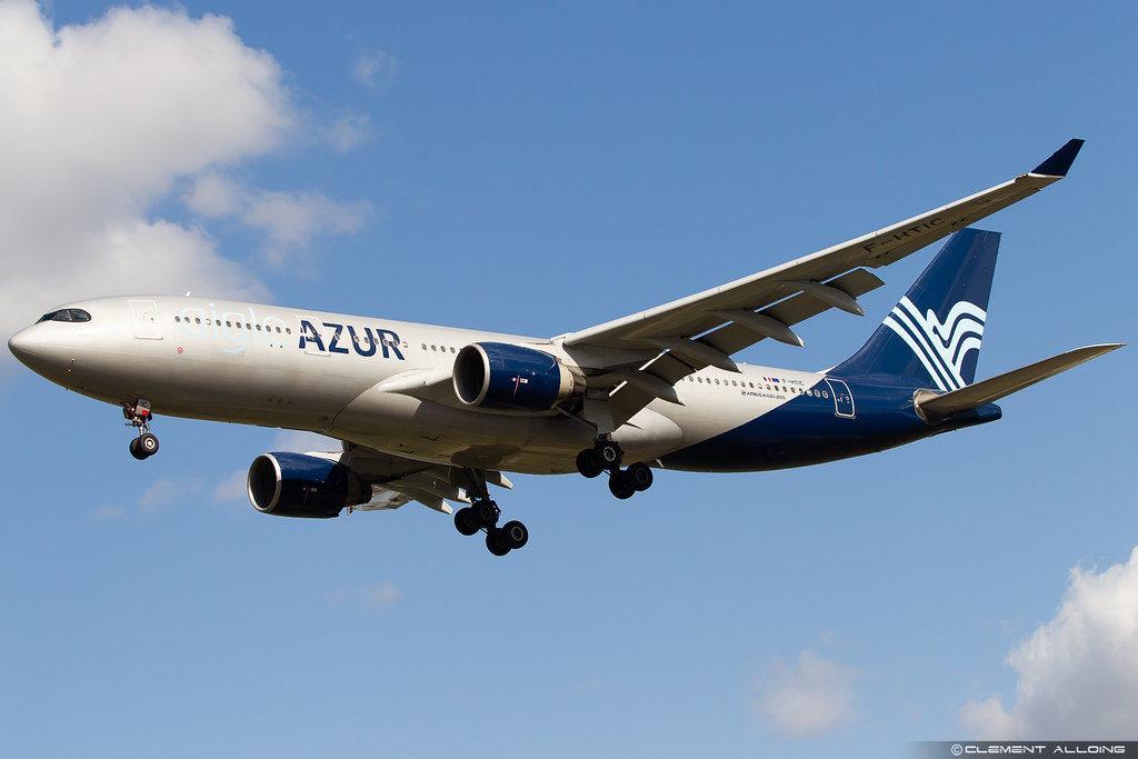 Airbus A330 Aigle Azur