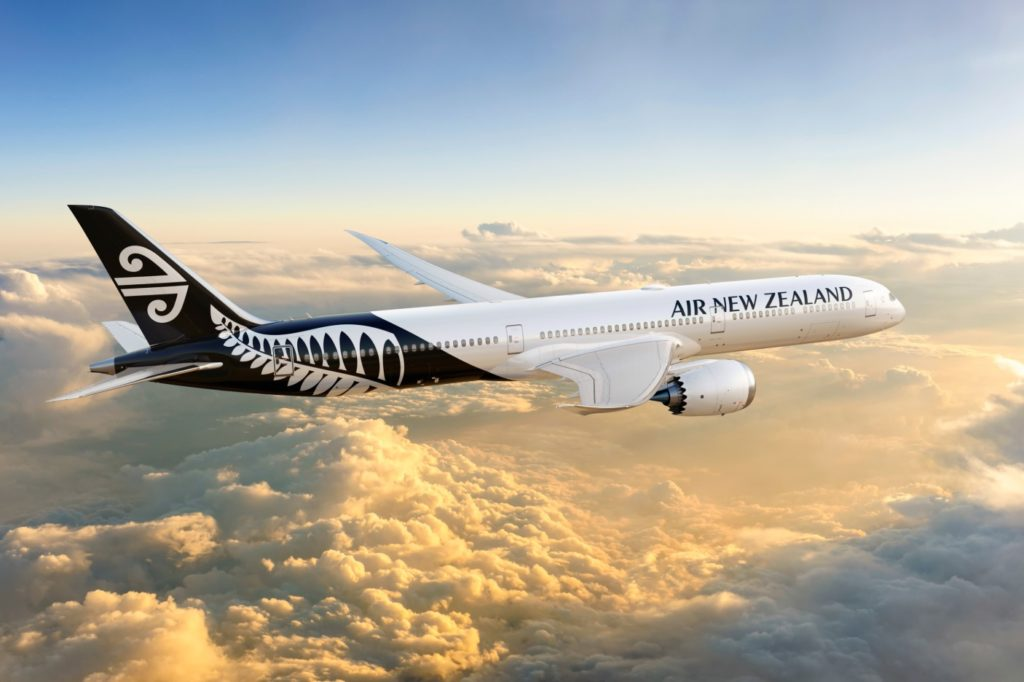 Boeing 787-10 Dreamliner Air New Zealand
