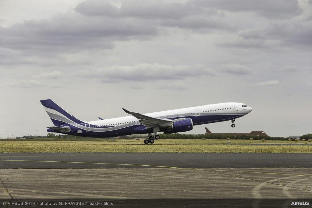 Airbus HiFly Primeiro A330neo
