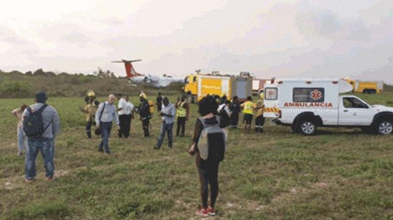 Expresso Moçambique Incidente Embraer ERJ-145