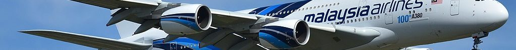 Avião Airbus A380 Malaysia
