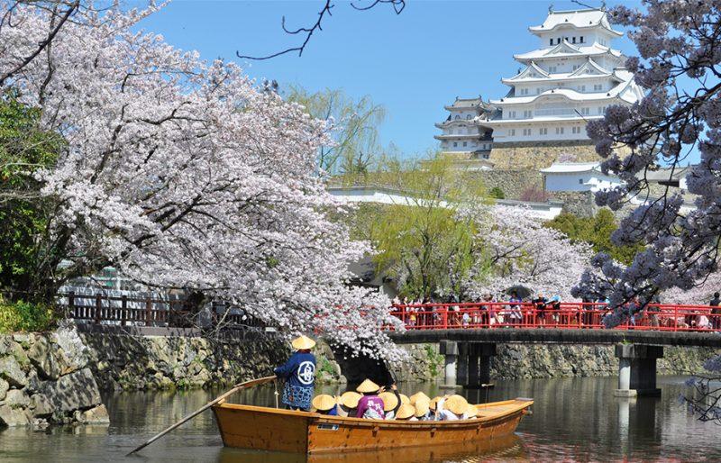 Osaka Castelo Himeji