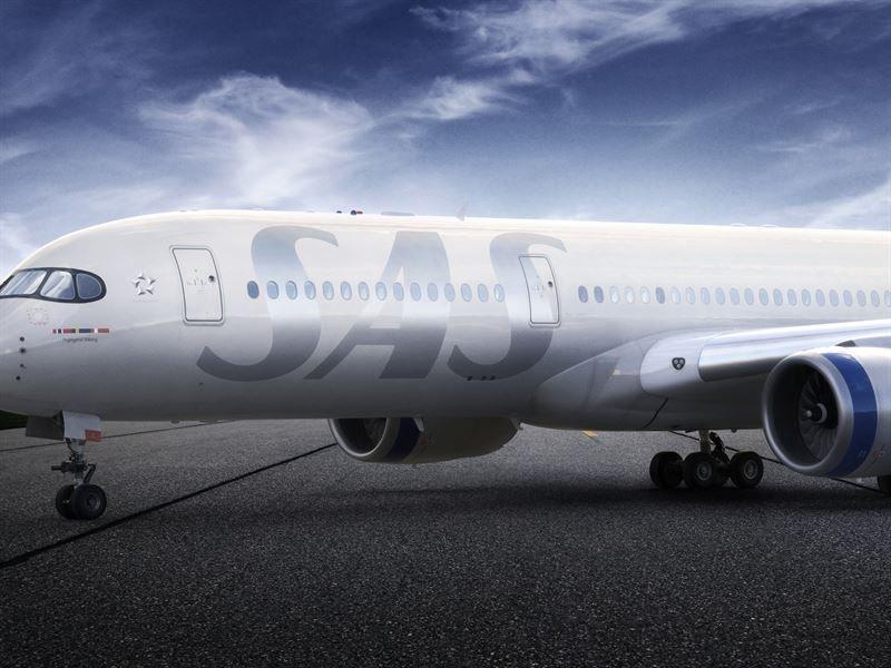 Airbus A350 da SAS