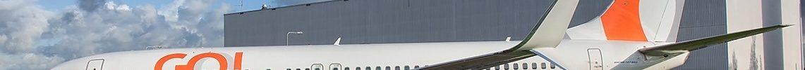 Boeing 737 Transavia gol