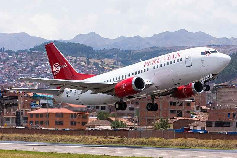 Peruvian 737