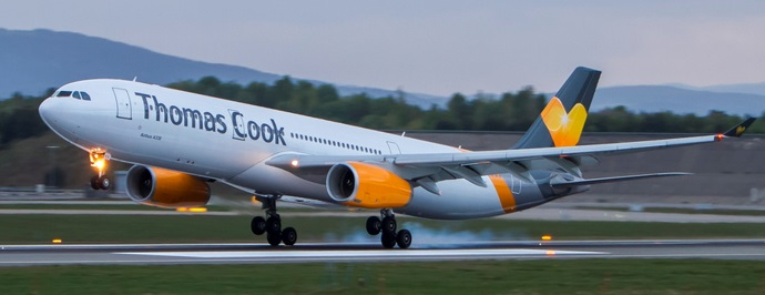 Airbus A330 Thomas Cook Scandinavia