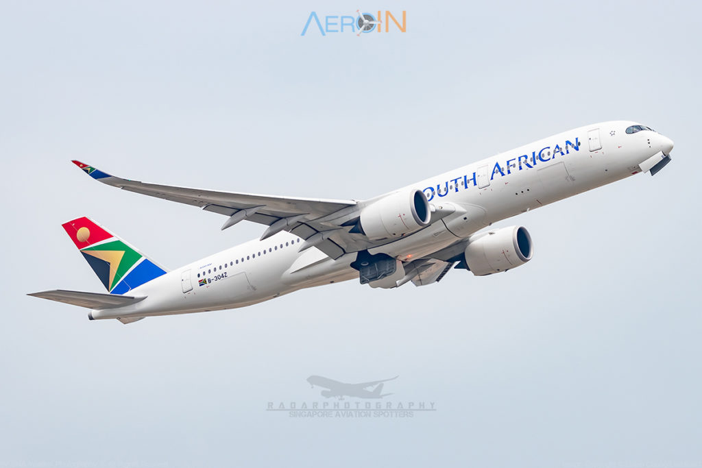 Airbus A350 South African Airways